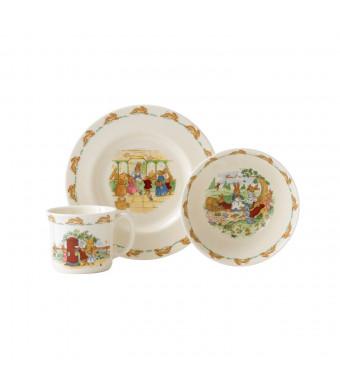 Royal Doulton Bunnykins 3-Piece Children's Set, Assorted Styles