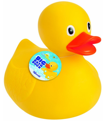 Toysmith Big Bath Duck, 8.5""