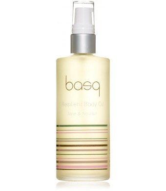 basq Resilient Body Oil, 4 oz.