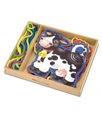 Melissa and Doug Lace and Trace Farm
