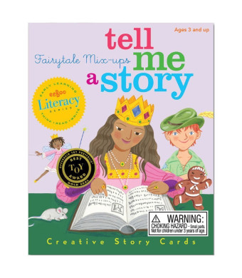 Tell Me A Story - Fairy Tale Mix-Up
