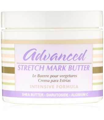 basq Intensive Treatment Stretch Mark Butter, 5.5 oz