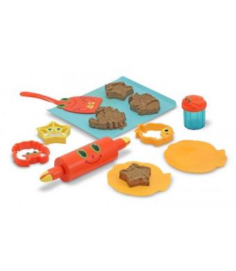Melissa and Doug Sunny Patch Seaside Sidekicks Sand Cookie Set