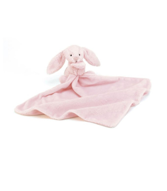 Jellycat Beginnings Pink Bunny Soother