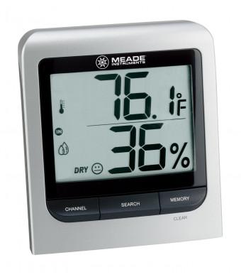 Meade TM005X-M Wireless Indoor/Outdoor Thermo Hygrometer