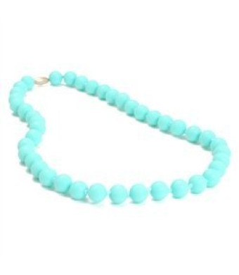 Chewbeads Jane Necklace - Turquoise - All