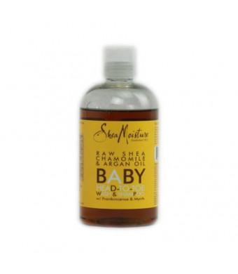 Shea Moisture Raw Shea Butter Baby Head-to-Toe Wash and Shampoo - 13 oz