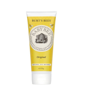 Burt's Bees Baby Bee Original Lotion, 6 Ounces (Pack of 3)