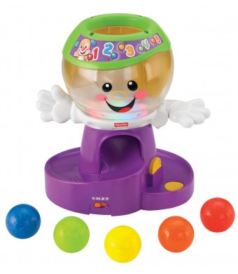Fisher-Price Laugh and Learn Count and Color Gumball