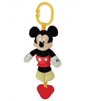 Kids Preferred Disney On-The-Go Musical Toy, Mickey Mouse