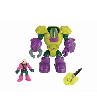 Fisher-Price Imaginext DC Super Friends Lex Luthor Mech Suit