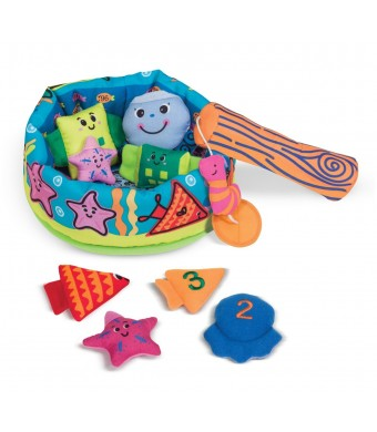 Melissa and Doug K's Kids Fish and Count Learning Game