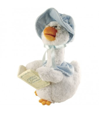 Mother Goose Animated Soft Plush Toy CB2850 Recites 5 Stories Nursery Rhymes
