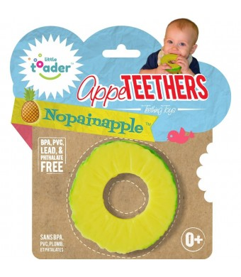 Little Toader Teething Toys, Nopainapple