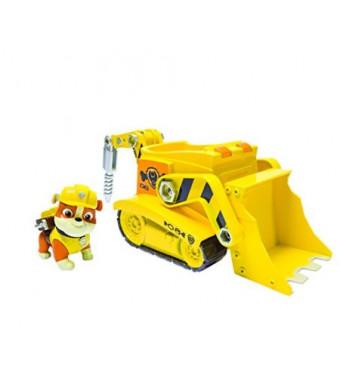 Nickelodeon, Paw Patrol - Rubble's Digg'n Bulldozer, Vehicle and Figure