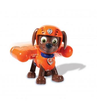 Nickelodeon, Paw Patrol - Action Pack Pup and Badge - Zuma