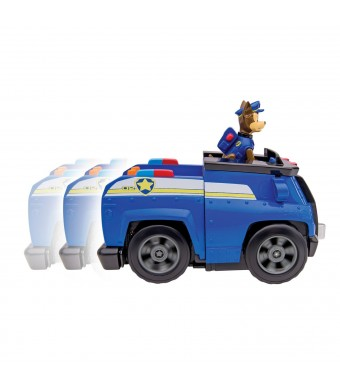 Nickelodeon, Paw Patrol - Chase's Deluxe Cruiser
