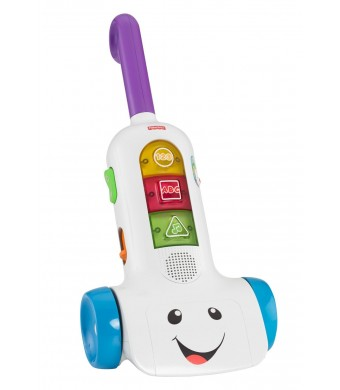 Fisher-Price Laugh and Learn Smart Stages Vacuum
