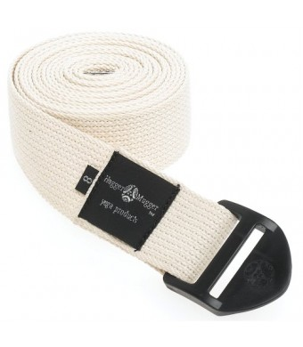 Hugger Mugger 8-Foot Cinch Yoga Strap