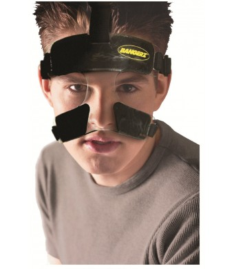 Bangers HS-1500 Polycarbonate Nose Guard Face Shield by Bangerz