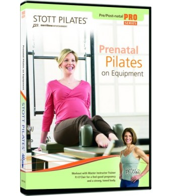 STOTT PILATES Prenatal Pilates on Equipment (English/Spanish)