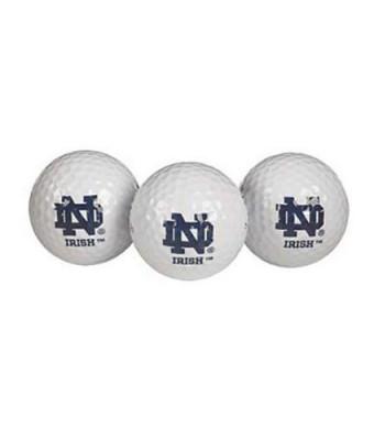 NCAA Notre Dame Golf Balls 3- Pack