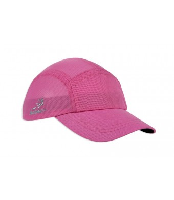 Headsweats RACE Running Hat with Classic Baseball Cap Styling for Women