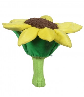 Daphne's Sunflower Headcovers