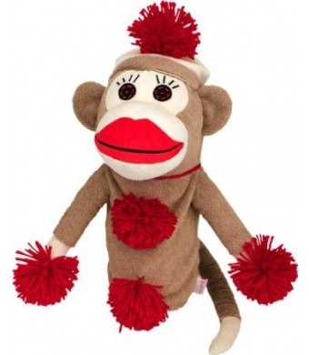 Daphne's Monkey Made Of Sockies Headcovers