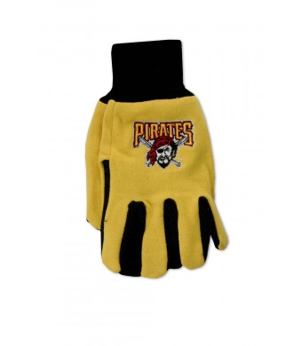 MLB Pittsburgh Pirates Two-Tone Gloves