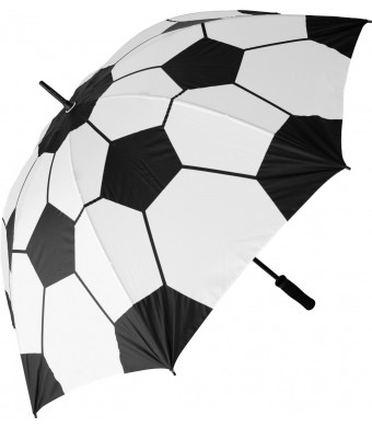 Haas-Jordan Soccer Ball Umbrella
