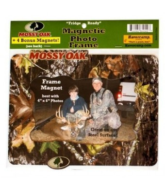 Havercamp Products Mossy Oak Photo Frame Magnet