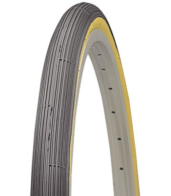 Kenda K23-S6 Street Wire Bead Bicycle Tire, Gumwall, 26-Inch x 1-1/4-Inch