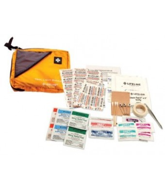 Lifeline Trail Light Dayhiker First Aid Kit - 57 Pieces