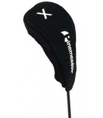 Pinemeadow Other (X) Headcover (Black/White)