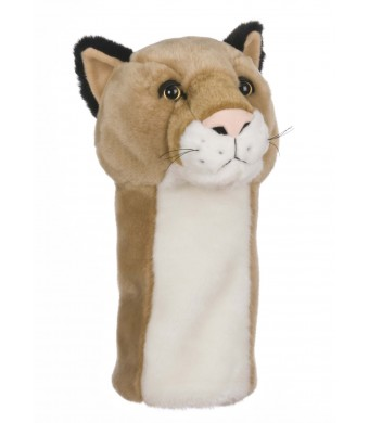 Daphne's Cougar Headcovers