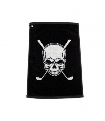 CMC Golf Skull Golf Towel