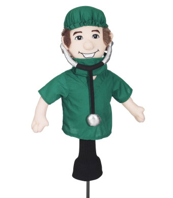 Creative Covers for Golf Doctor Golf Club Head Cover