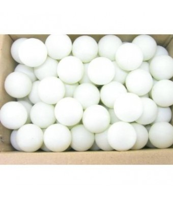 PING PONG BALLS / TABLE TENNIS BALLS (Box of 96)