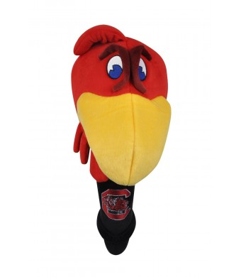 NCAA South Carolina Gamecocks Mascot Headcover
