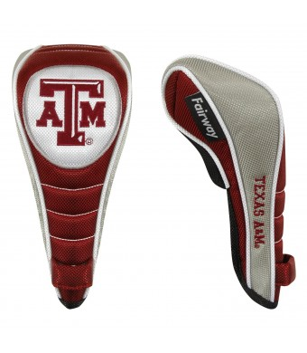 NCAA Texas AandM Aggies Shaft Gripper Fairway Headcover