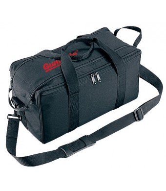 GunMate Range Bag with Removable Hook and Loop Dividers