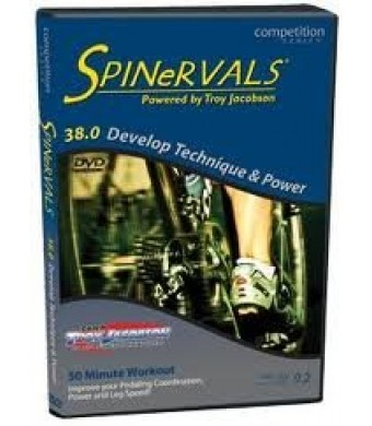 Spinervals 38.0 Develop Technique and Power DVD