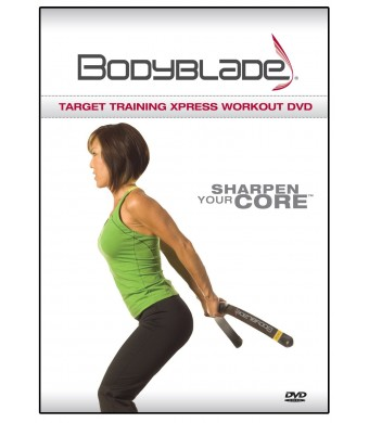 Bodyblade Target Training Xpress DVD