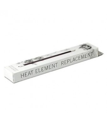 Bradley Smokers Replacement Heat Bar (1.5 x 2.625 x 14.5-Inch)