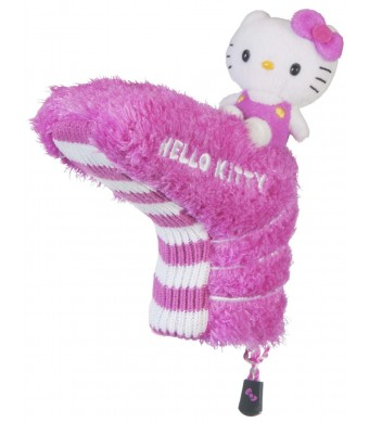 "Hello Kitty Golf ""Mix and Match""  Putter Headcover"