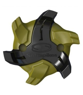 Softspikes Cyclone Cleat, Fast Twist Clamshell