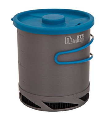 Olicamp Hard Anodized XTS Pot (1-Litre)