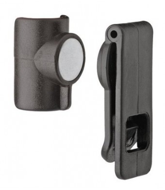 Source Tactical Gear Magnetic Tube Clip (Black)