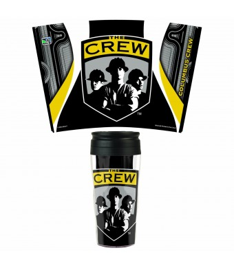 MLS Columbus Crew 16-Ounce Travel Mug